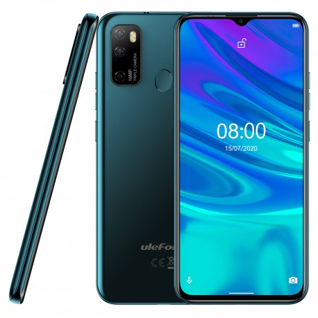 ULEFONE NOTE 9P - MIDNIGHT GREEN