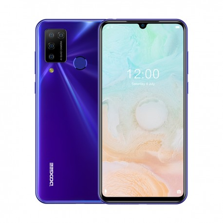DOOGEE N20 PRO - STREAMER PURPLE